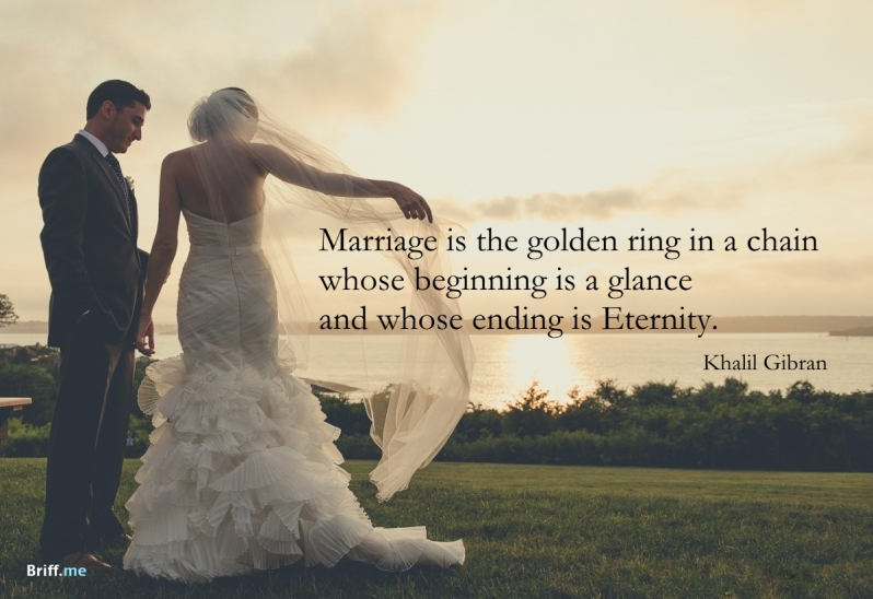 Wedding-Quotes-8-Golden-ring-in-a-chain